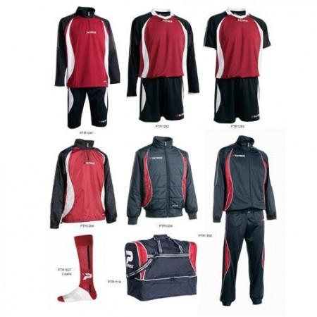 Set complet echipament fotbal Patrick Gold 105