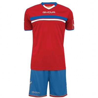 Echipament fotbal Kit Game, GIVOVA