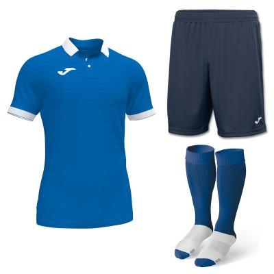 Echipament fotbal Kit Gold II, JOMA