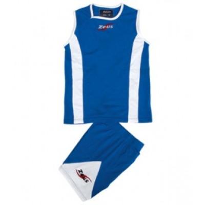 Albastru Alb